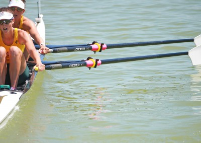 The U23 Lightweight Women's Double Scull