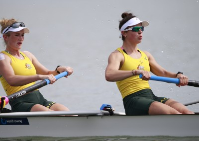 Jessie Allen and Genevieve Horton BW2-