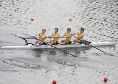Junior Mens Coxed Four