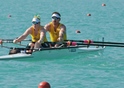 Kathryn Ross and Gavin Bellis in the TAMix2x