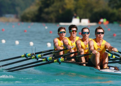 The Lightweight Men's Quad