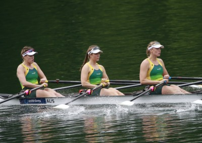 Womens Quad - Copyright Rowing Australia